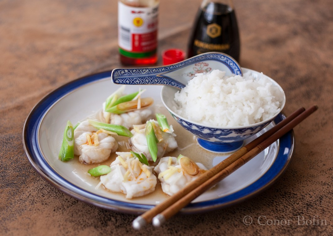 Steamed Monkfish Oriental Style (9 of 9)