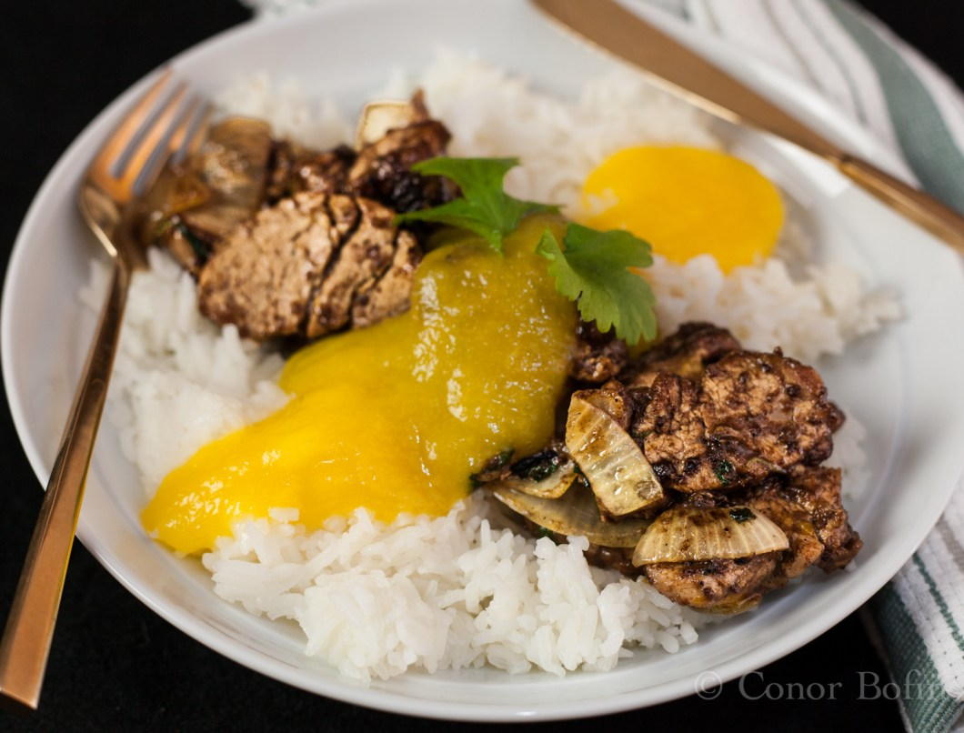 5 spice pork with mango (15 of 15)