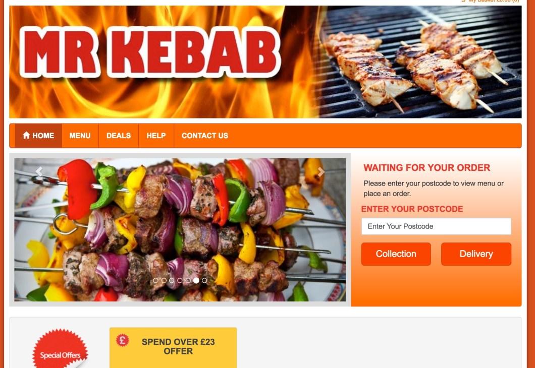Mr Kebab