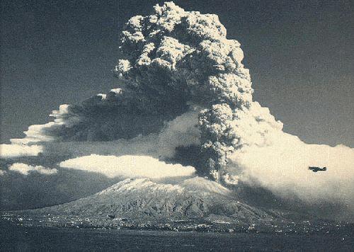 Eruzione del Vesuvio del 1944