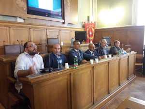 conferenza stampa di oggi a Campobasso