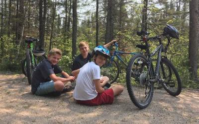 Biking & Hiking