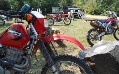 Off Highway Motorcycle