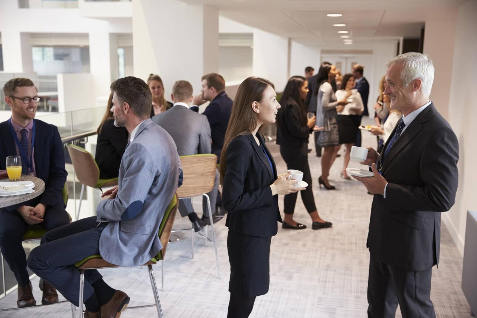 Social Skills Socializing At Work