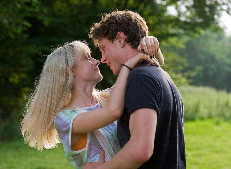 El primer amor adolescente