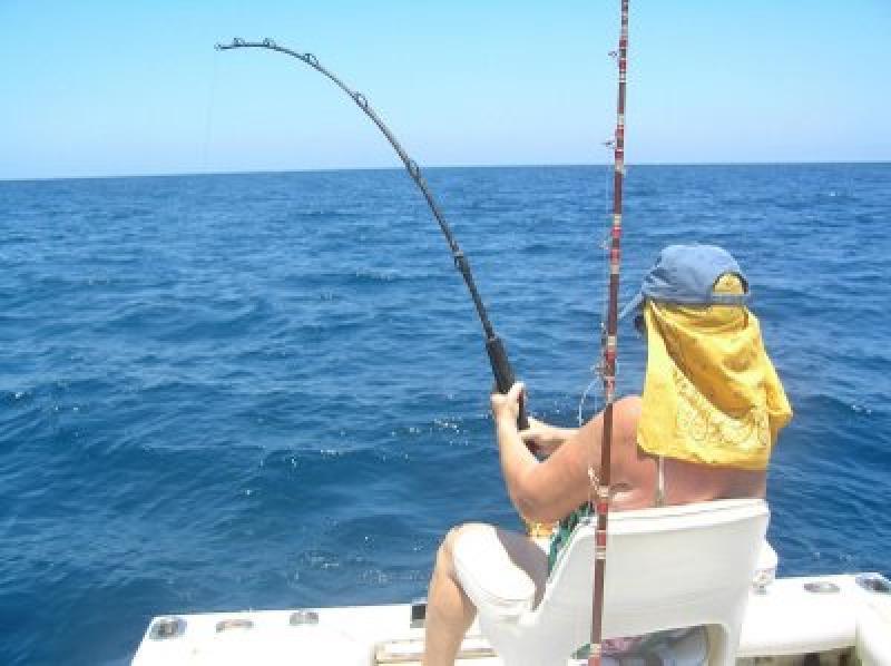Herramienta enseñar a pescar