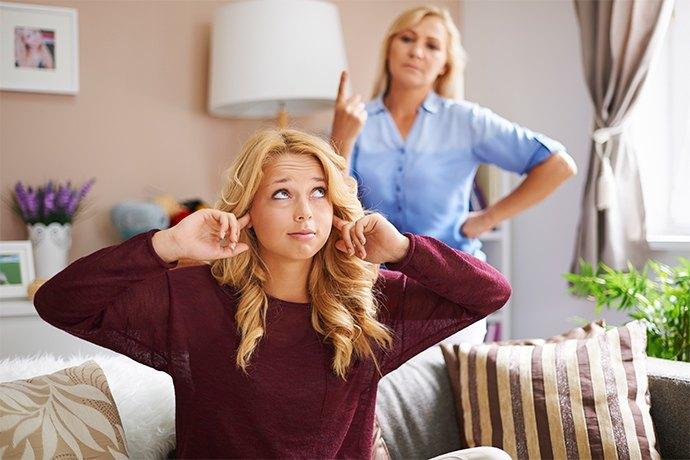 Ser madre en la madurez con hijos adolescentes