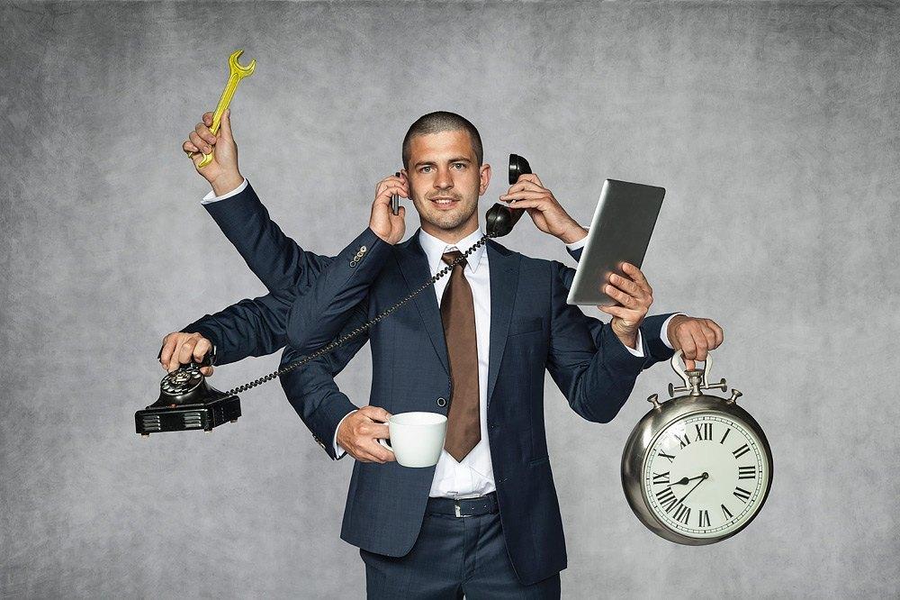 A los adictos al trabajo se los puede tratar