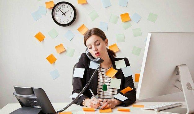 los peligros de una persona adicta al trabajo