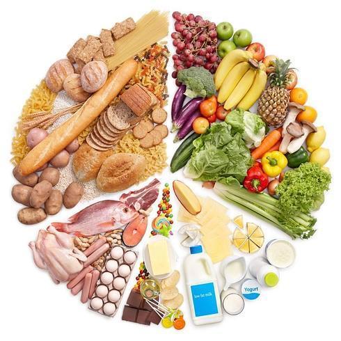 reconocer alimentos para perder peso