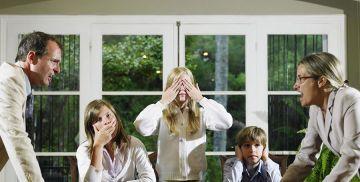 No conducen a nada las discusiones familiares