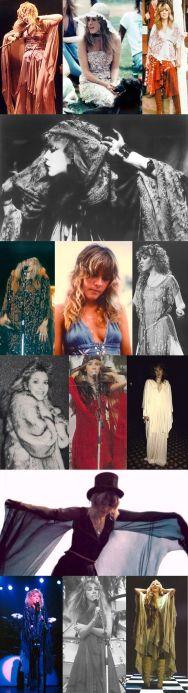 Stevie Nicks Collage