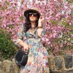 Floral Maxi Dress 15