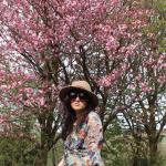 Floral Maxi Wrap-Dress 2