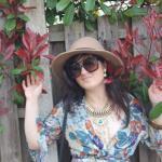 Floral Maxi Wrap-Dress 4