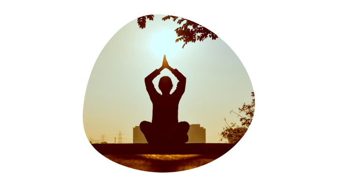 Meditation and mindfulness practices are helpful for most people with social anxiety.