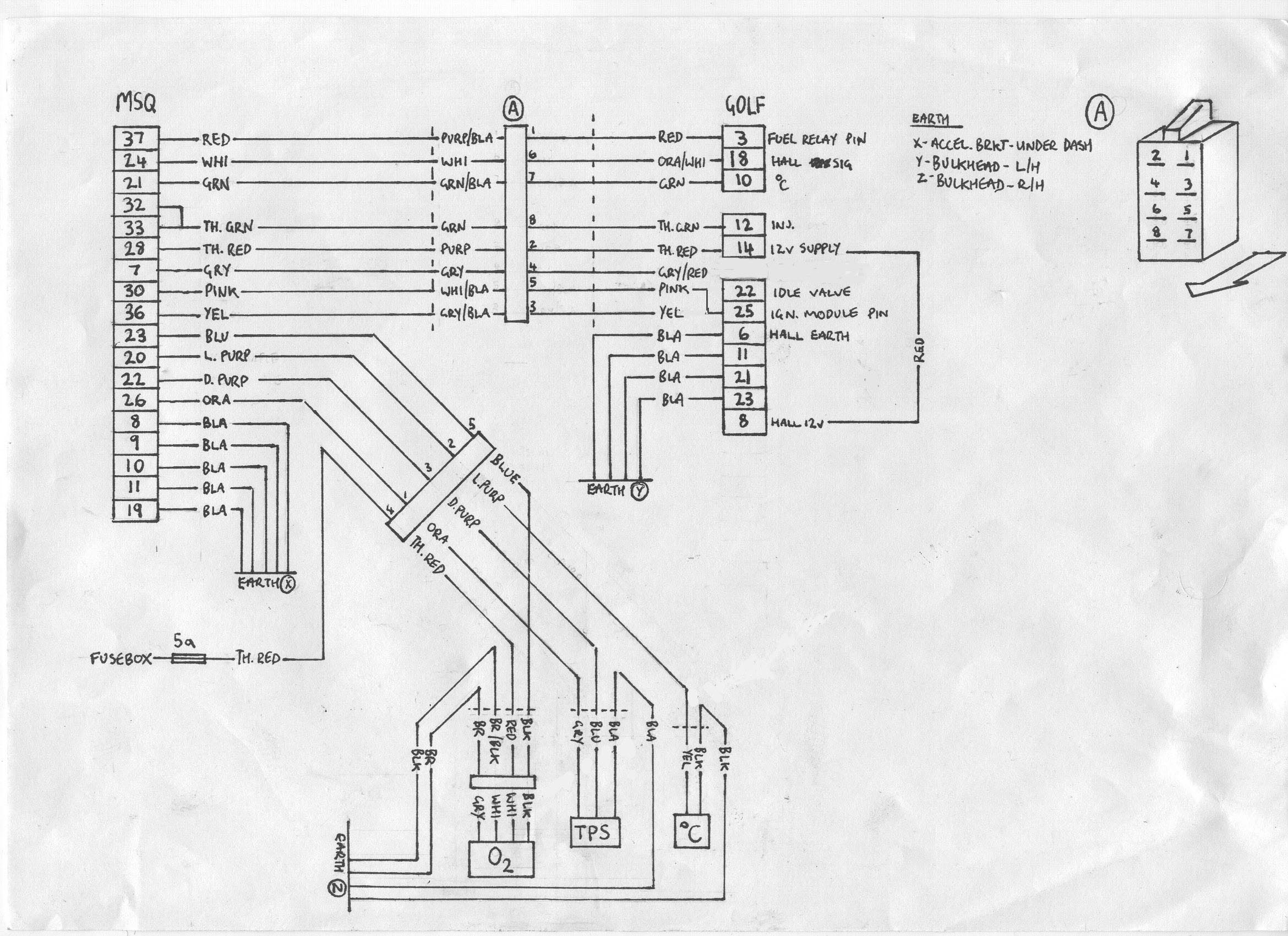 Wrg Vw Mk2 8v Engine Diagram