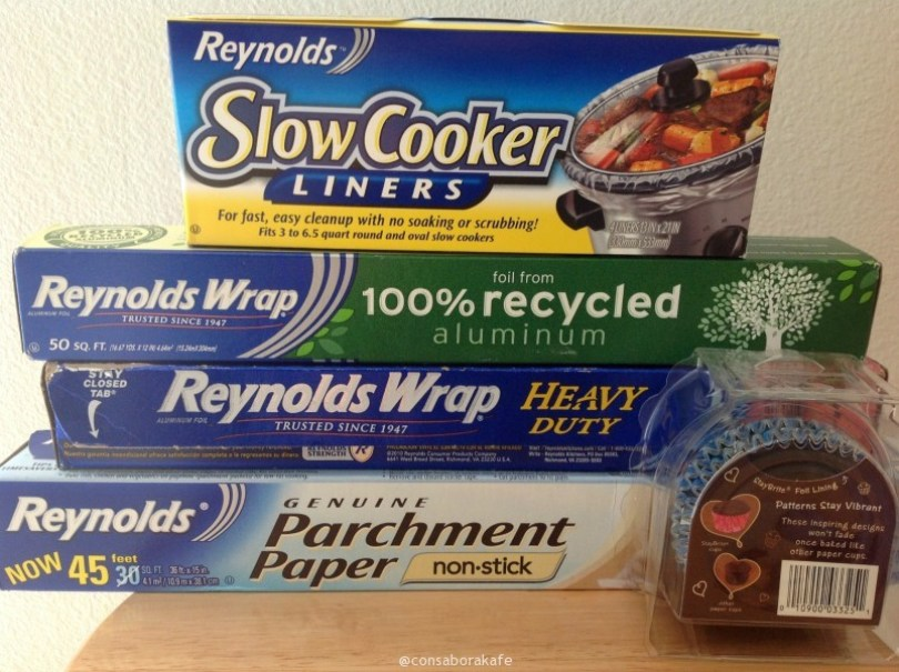 Reynolds Wrap products