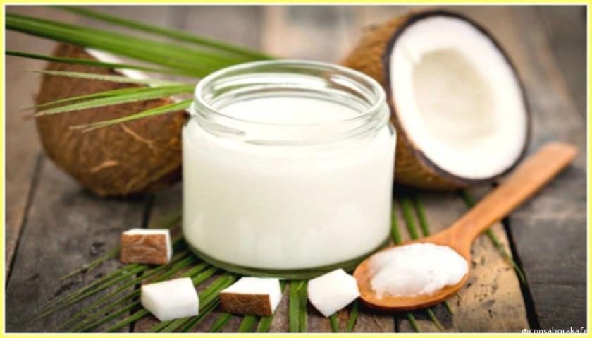 Aceite de coco: Usos y Beneficios via @consaborakafe