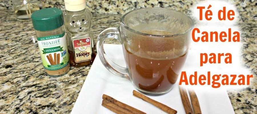 Beneficios del Té de Canela para Adelgazar