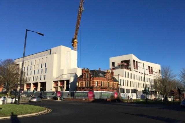 Unite the Union Complex, Birmingham – Consarc Design Group
