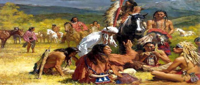 citations d'un chef Sioux (2)