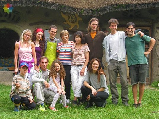 Curso grupal en Ecovilla Gaia, Navarro, Buenos Aires