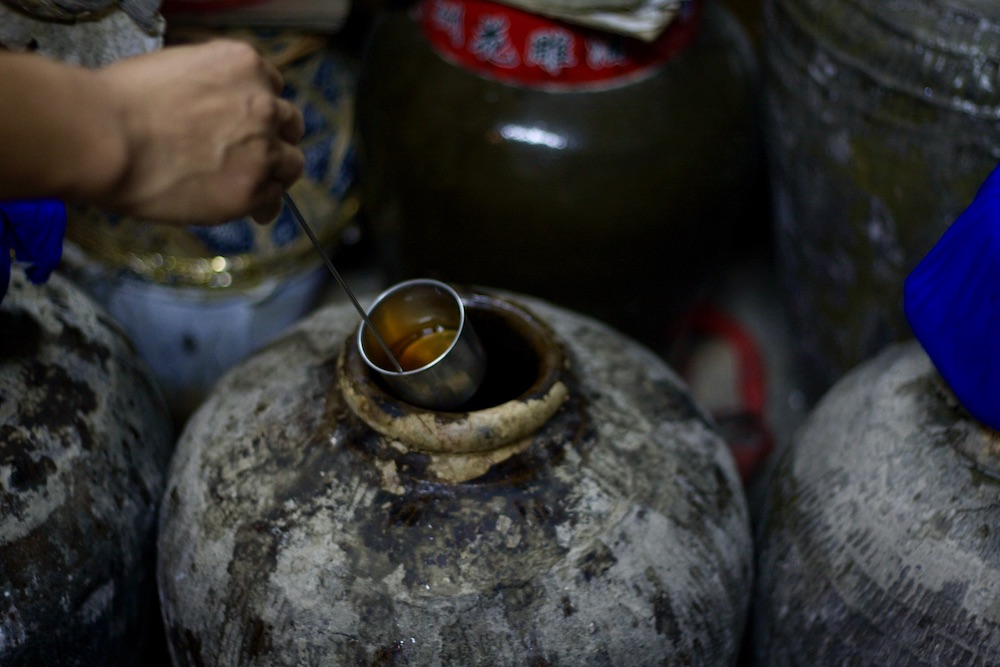 Fermented Rice Wine, Shaoxing