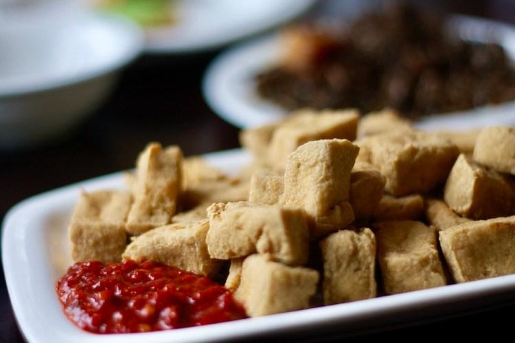 Tofu, Shaoxing