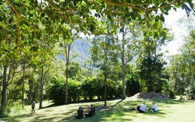 Mindfulness Retreat in Nature