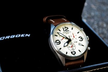 Torgoen Swiss Pilot Watch