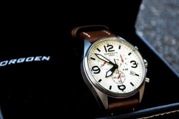 Torgoen Swiss Pilot Watch