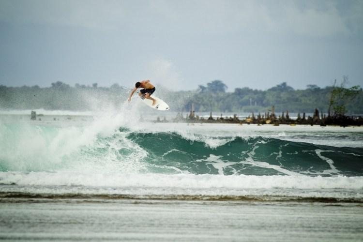 Jon Backside Air Indo