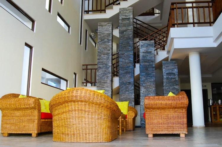 Isla Sol Tower Galapagos Island Hotel 1-