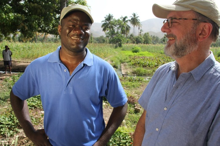 Timberland Works to Plant Trees in Haiti