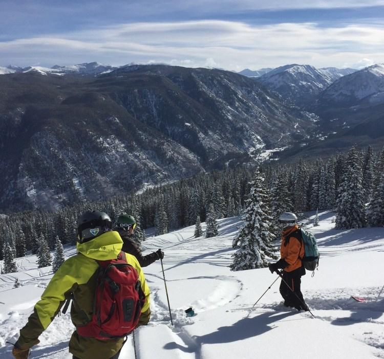 Aspen Backcountry Run