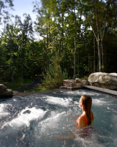 Woodloch Outdoor Hot Tub
