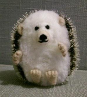 Needlefelt Podgy Hedgehog