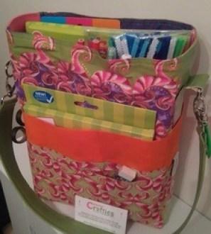 Art and Craft Caddy Storage Bag