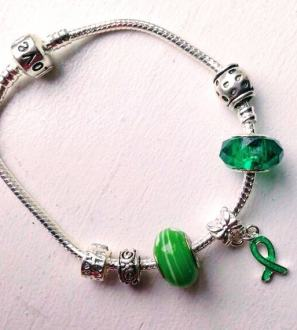 Children's Liver Disease Awareness Bracelet