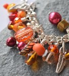 handmade charm bracelet for sale