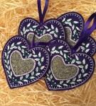 Lavender filled heart3
