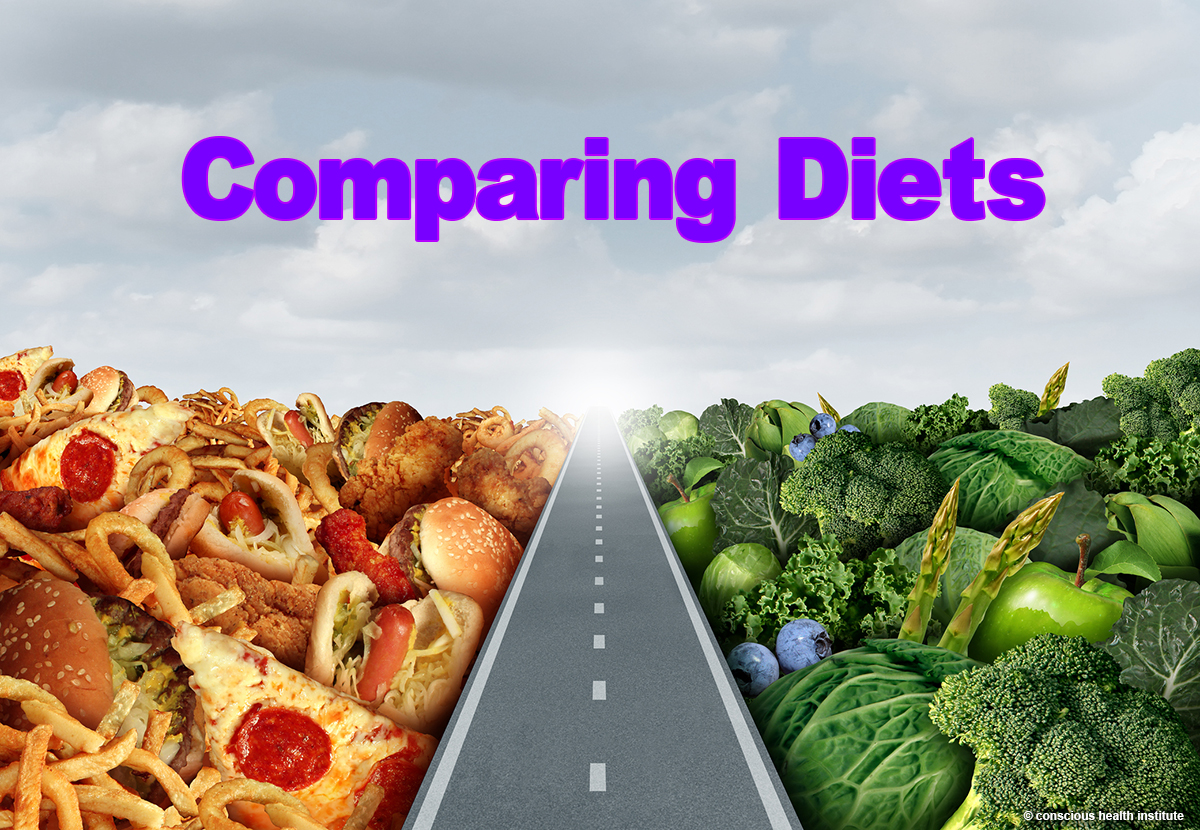 Cost Comparison Between Healthy And Unhealthy Foods