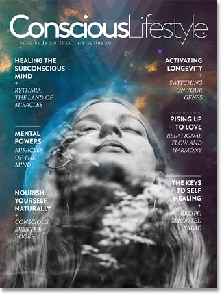 Spring 2019 Issue of Conscious Lifestyle Magazine