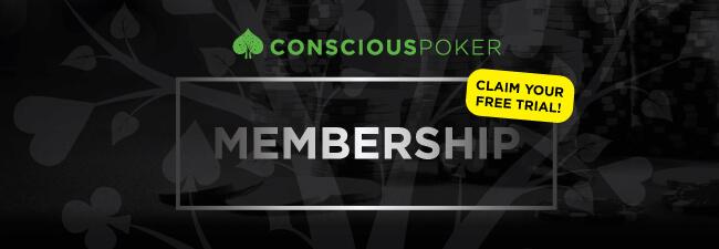 Conscious Poker Membership Free Trial