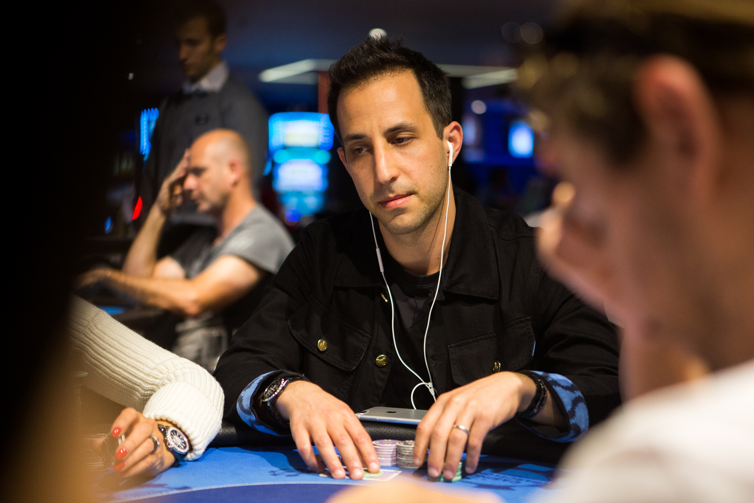 How to Prepare for the WSOP Alec Torelli