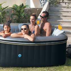 Comment chauffer l'eau d'un spa gonflable