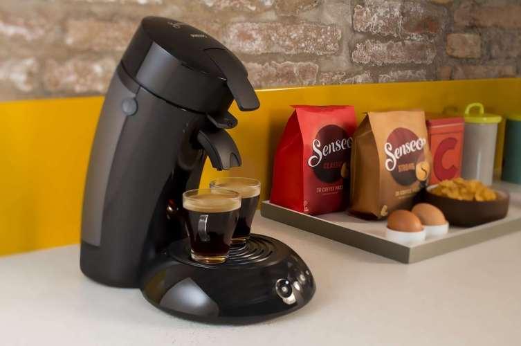 Philips Senseo, La Cafetière Expresso qui fait du bon café à un prix abordable
