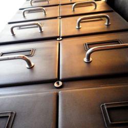 Tendances de décor à la maison: les casiers s'invitent dans le design