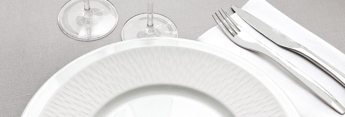 la vaisselle de table